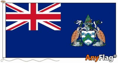 - ASCENSION ISLAND ANYFLAG RANGE - VARIOUS SIZES